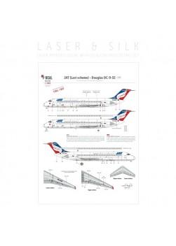 JAT (Last scheme) - Douglas DC-9-32