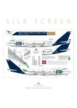 UTA - Boeing 747-200/300/400