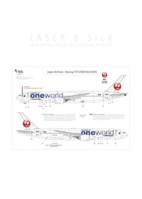 JAL oneworld - Boeing 777-200
