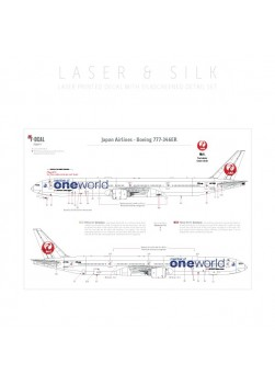 JAL oneworld - Boeing 777-300