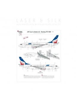 JAT (Last scheme 1) - Boeing 737-300