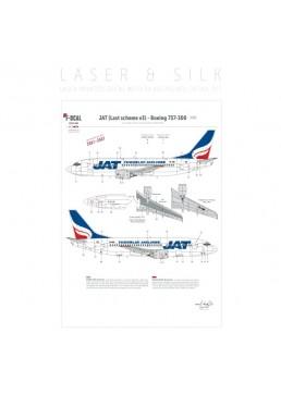 JAT (Last scheme 3) - Boeing 737-300