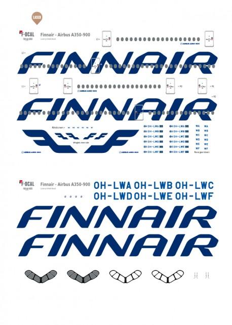 Finnair - Airbus A350-900