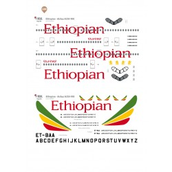 Ethiopian - Airbus A350-900