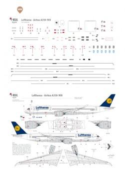 Lufthansa - Airbus A350-900