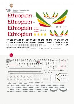 Ethiopian - Boeing 737-800