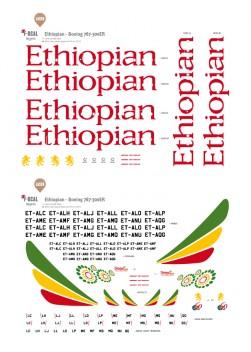Ethiopian - Boeing 767-300