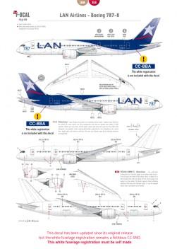 LAN - Boeing 787