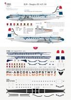 KLM - Douglas DC-4