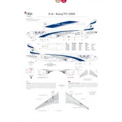 El Al - Boeing 777-200