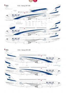 El Al - Boeing 767-300