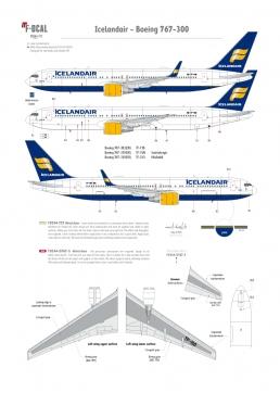 Icelandair - Boeing 767
