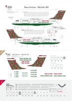 Manx Airlines (last scheme) - BAe146-200