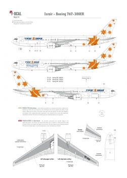 Israir - Boeing 767