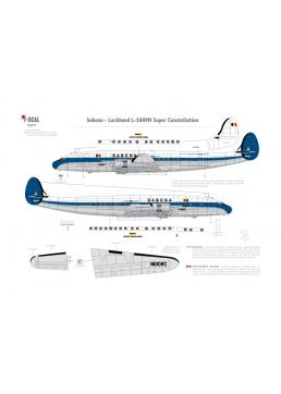 Sabena - Lockheed L-1049H