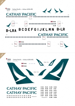 Cathay Pacific - Airbus A350-900