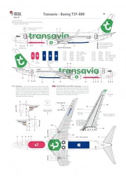 Transavia - Boeing 737-800