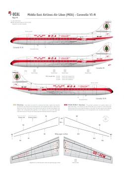 MEA - Caravelle VI-N