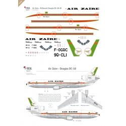 Air Zaire - Douglas DC-10-30