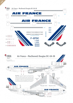 Air France - Douglas DC-10-30