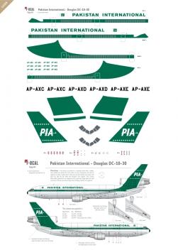 PIA - Douglas DC-10-30