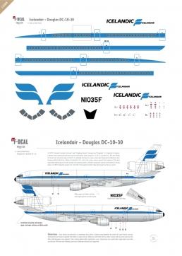 Icelandair - Douglas DC-10-30