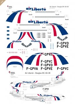 Air Liberte - Douglas DC-10-30
