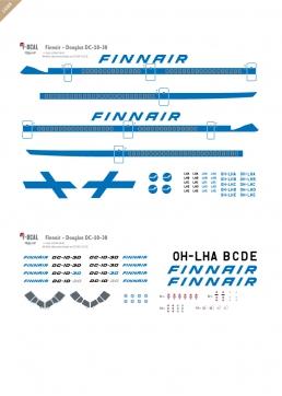 Finnair - Douglas DC-10-30