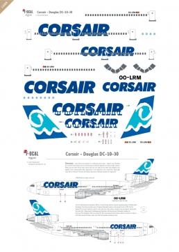 Corsair - Douglas DC-10-30
