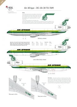 Air Afrique - Douglas DC-10-30 TU-TAM