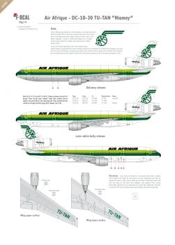 """Air Afrique - Douglas DC-10-30 TU-TAN """"Niamey"""""""