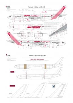 Tunisair - Airbus A330-200
