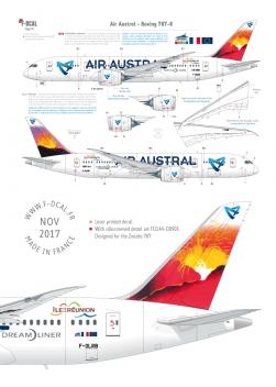 Air Austral (Réunion) - Boeing 787