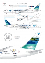 Air Austral (Mayotte) - Boeing 787