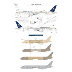 Saudia - Boeing 787-9