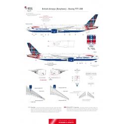 British Airways - Boeing 777-200 (Benyhone)