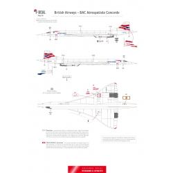 British Airways - Concorde (Chatham Dockyard)