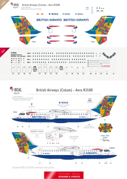 British Airways - RJ100 (Colum)