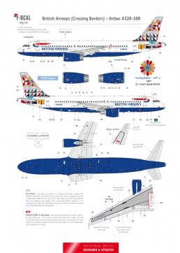 British Airways (Egypt) - Airbus A320