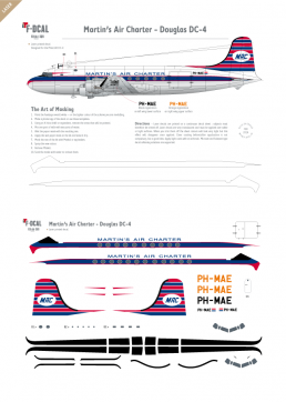 Martin's Air Charter - Douglas DC-4