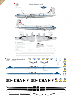 Sabena DC-4