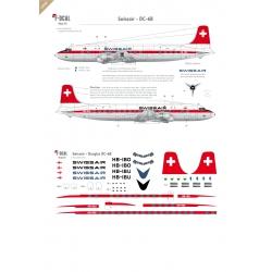 Swissair - Douglas DC-6B