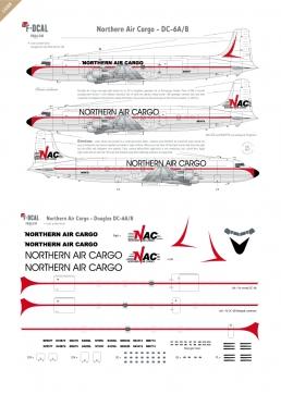 Northern Air Cargo - Douglas DC-6A