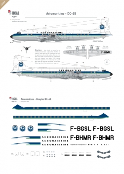Aeromaritime - Douglas DC-6B