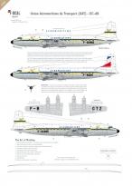 UAT Aeromaritime - Douglas DC-6B