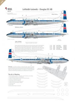Loftleidir Icelandic - Douglas DC-6B