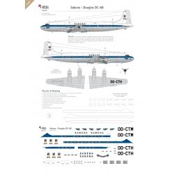 Sabena - Douglas DC-6B