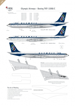 Olympic - Boeing 707-320