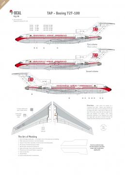 TAP - Boeing 727-100
