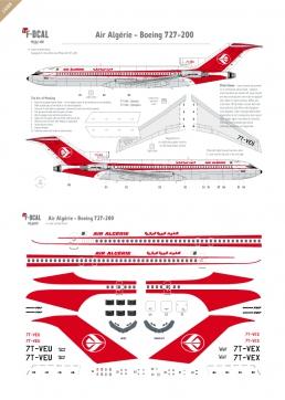 Air Algerie - Boeing 727-200